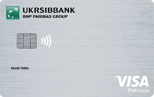 VISA Platinum Neutral Contactless